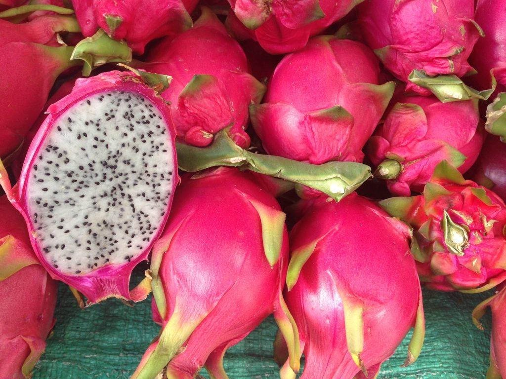 Le fruit du Dragon ou la fameuse Pitaya