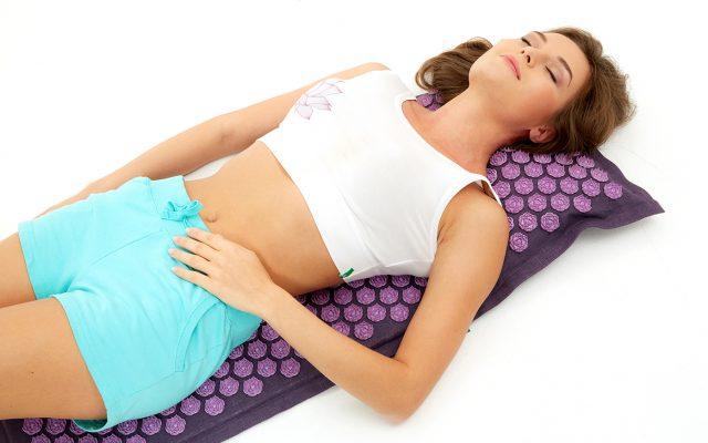 Le tapis d'acupression un outil efficace pour soulager les douleurs