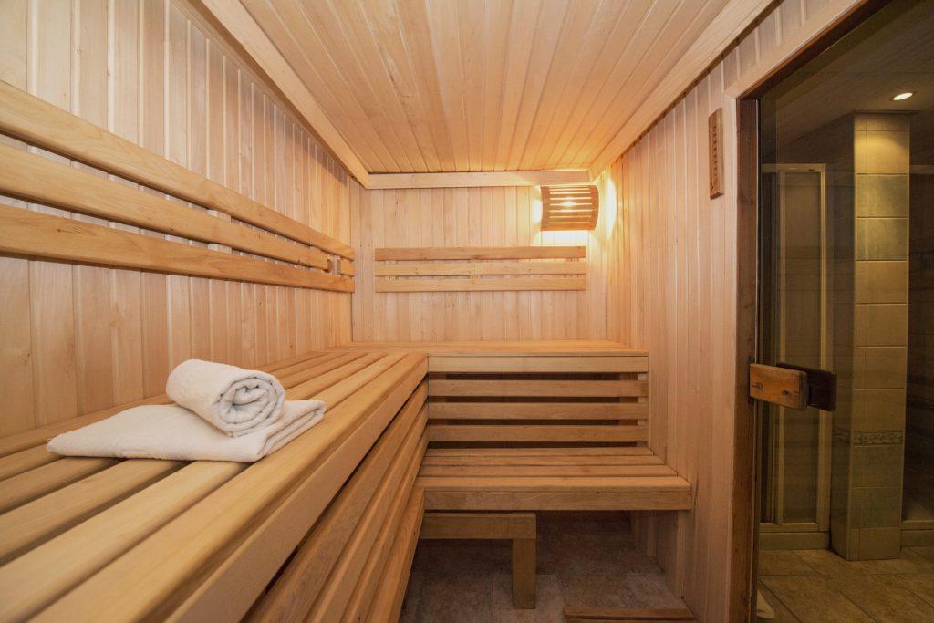 Tout savoir sur le déroulement d'une séance de sauna !
