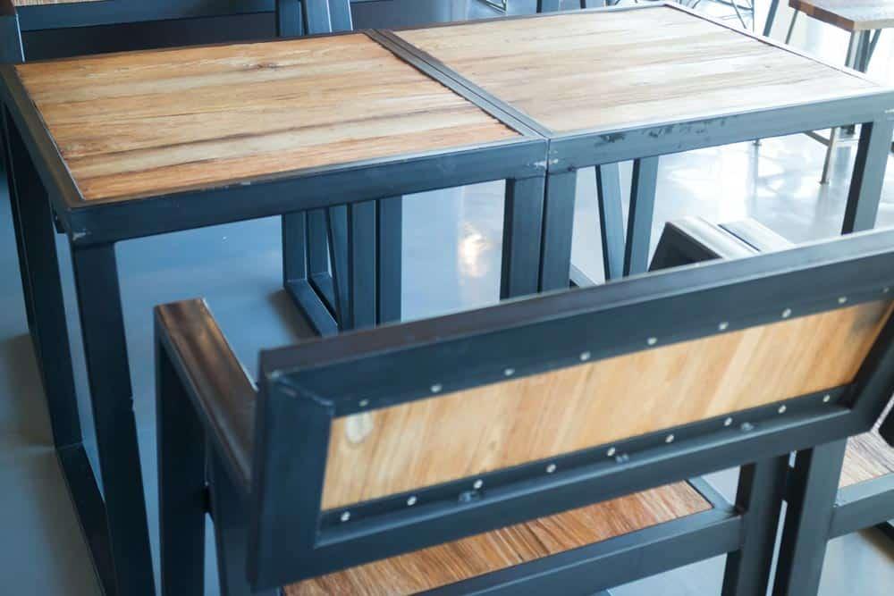 Fabriquer soi-même son mobilier déco: les métaux à l'honneur